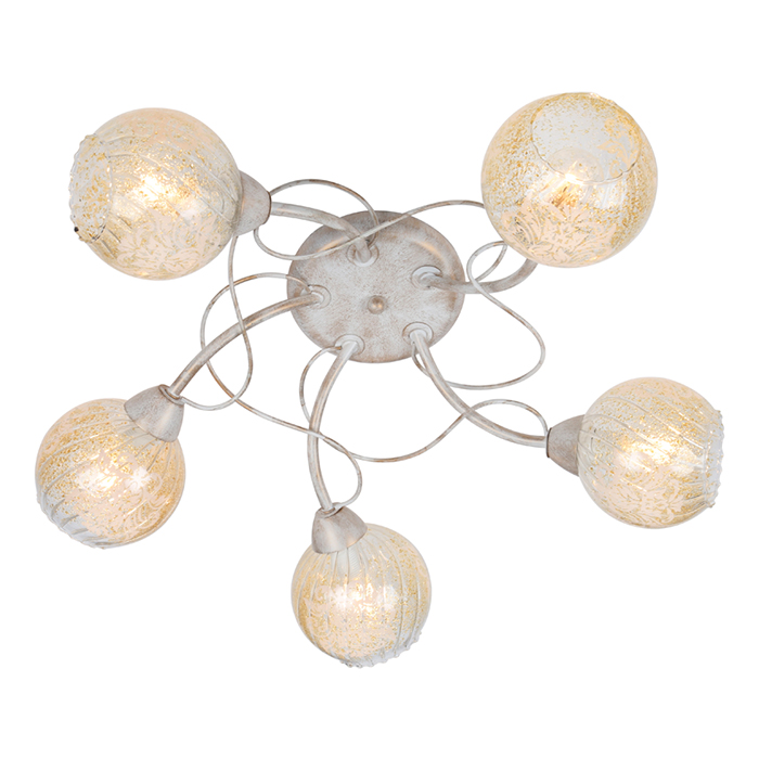 Светильник потолочный Arte Lamp GEMMA A6347PL-5WGA6347PL-5WG