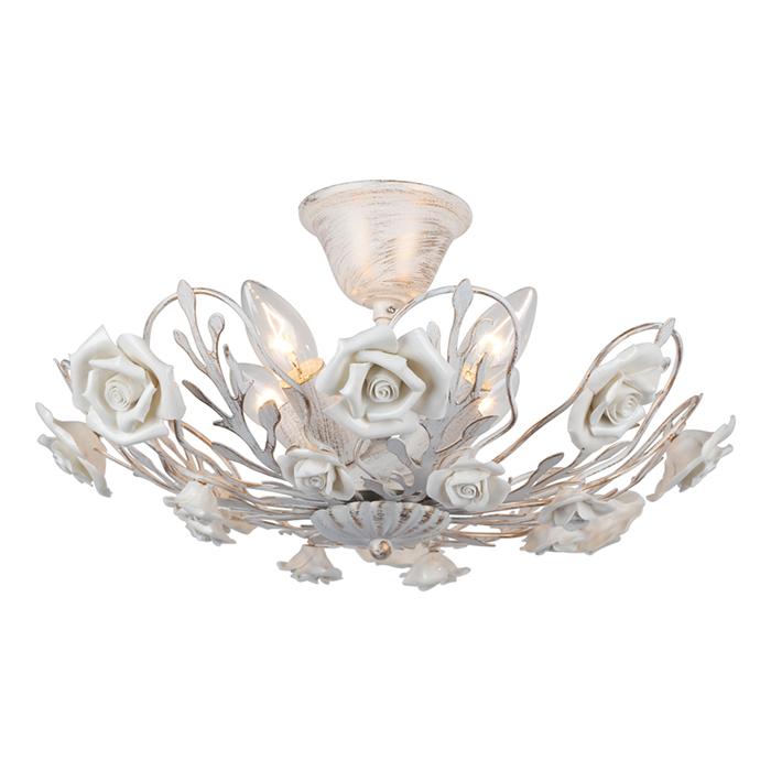 Светильник потолочный Arte Lamp IDILLIO A6356PL-4WG