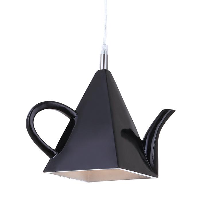 Светильник подвесной Arte Lamp CAFETERIA A6604SP-1BK подвесной светильник artelamp brooklyn a6604sp 3wh