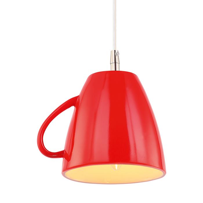 Светильник подвесной Arte Lamp CAFETERIA A6605SP-1RDA6605SP-1RD