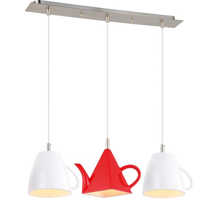 Светильник подвесной Arte Lamp CAFETERIA A6605SP-3WHA6605SP-3WH