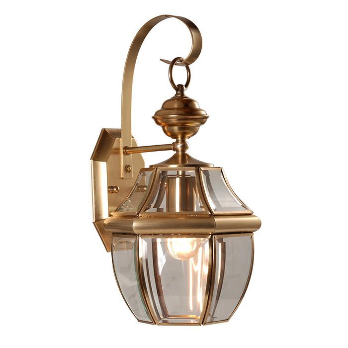 Светильник уличный Arte Lamp Vitrage A7823AL-1ABA7823AL-1AB
