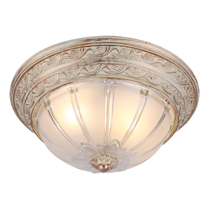Светильник настенно-потолочный Arte Lamp PiattiA8014PL-2WAПотолочный светильник Arte Lamp Piatti - настоящий образец качественной, красивой и долговечной светотехники. С его помощью вы сможете как обеспечить полноценное верхнее освещение, так и создать в помещении комфортную зону. Используемые в светильнике лампочки вида 2хE27 позволяют освещать участок пространства площадью до 4 квадратных метров, а их совместная мощность достигается значения в 80 Вт. Еще одно достоинство данной модели - превосходный дизайн, оформленный в тенденциях стиля модерн. Продуманная цветовая гамма в сочетании с практичной конструкцией образуют целостную и выразительную композицию, способную органично дополнить любой интерьер. Оптимальным местом для установки данной модели является прихожая, кафе или кухня, однако, ничто не мешает вам экспериментировать и использовать изделие в других комнатах. Долгий срок службы устройства обусловлен тем, что в его изготовлении были использованы ресурсы высокой прочности, среди которых пластик для основания и стекло для плафона.
