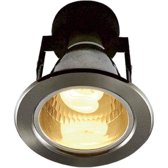 Светильник потолочный Arte Lamp Downlights A8043PL-1SS