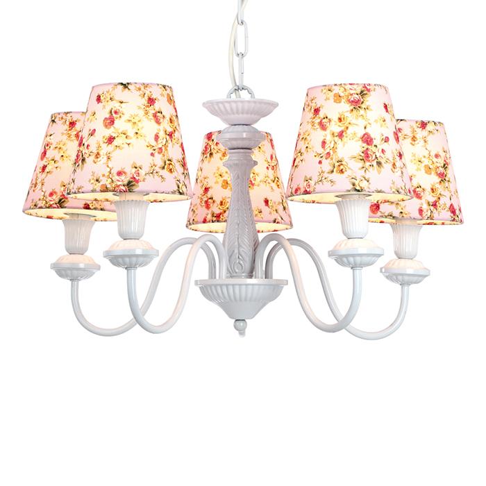 Светильник подвесной Arte Lamp Provence A9212LM-5WHA9212LM-5WH