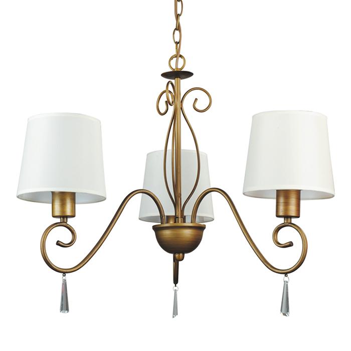 Светильник подвесной Arte Lamp Carolina A9239LM-3BR arte lamp подвесная люстра arte lamp carolina a9239lm 5br