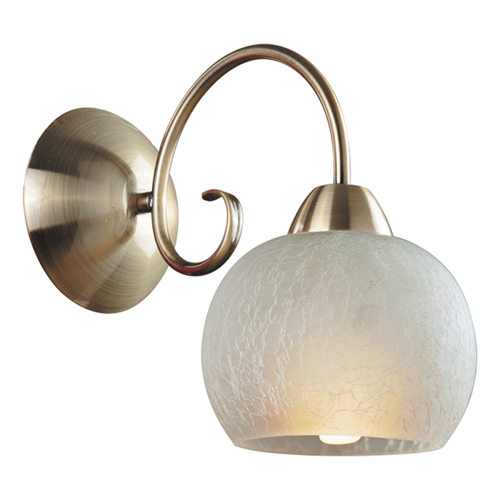 Светильник настенный Arte Lamp Margo A9316AP-1ABA9316AP-1AB
