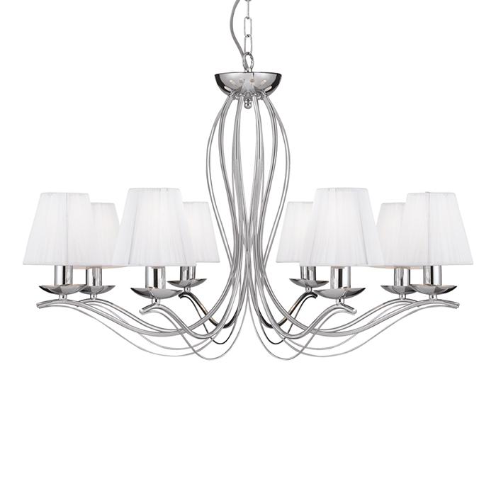 Светильник подвесной Arte Lamp Domain A9521LM-8CC люстра на штанге arte lamp arancia a9276lm 8cc