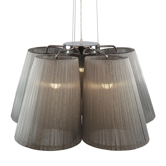 Светильник подвесной Arte Lamp Paralume A9535LM-5SS люстра на штанге arte lamp cloud a8170pl 5ss