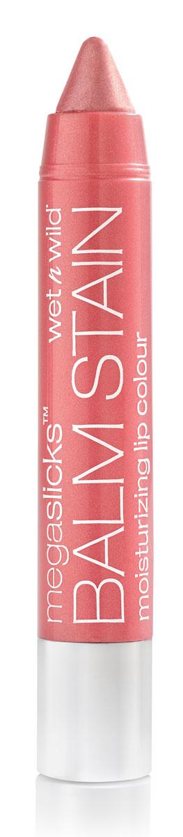 Wet n Wild Блеск - Бальзам Для Губ Mega Slick Balm Stain pinky promise 3 грE128Суперувлажняющий бальзам для губ. Великолепная формула, обогащенная маслом ягоды асаи, защищает нежную кожу губ, предотвращая обветривание.Аккуратно нанести на губы.