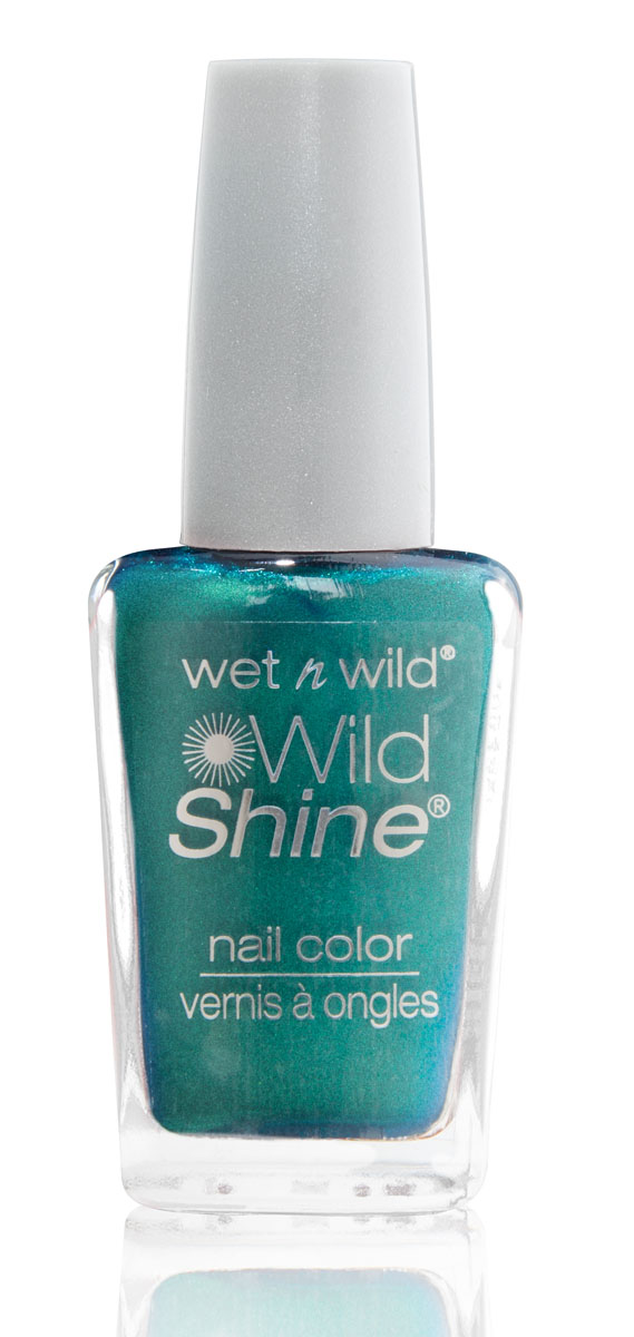 Wet n Wild Лак Для Ногтей Wild Shine Nail Color caribbean frost 13 млE446C