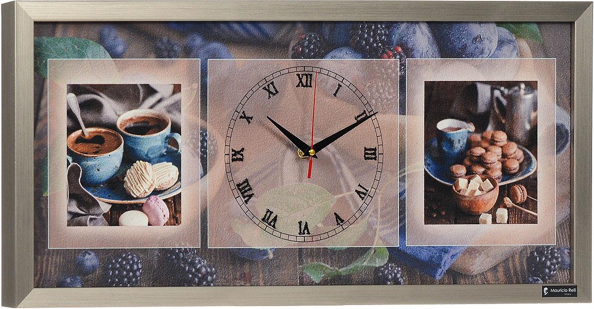 Настенные часы из песка Mauricio Relli Casa del villaggio РМ-055, размер 63х30 рм 350 редуктор в москве
