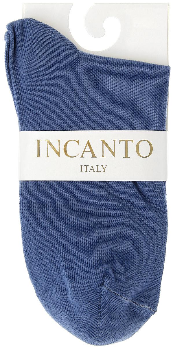 Носки женские Incanto Collant, цвет: джинсовый (Denim). IBD733003. Размер 3 (39/40)IBD733003_DenimЖенские носки Incanto Collant изготовлены из высококачественного сырья. Носки очень мягкие на ощупь, а резинка плотно облегает ногу, не сдавливая ее, благодаря чему вам будет комфортно и удобно.