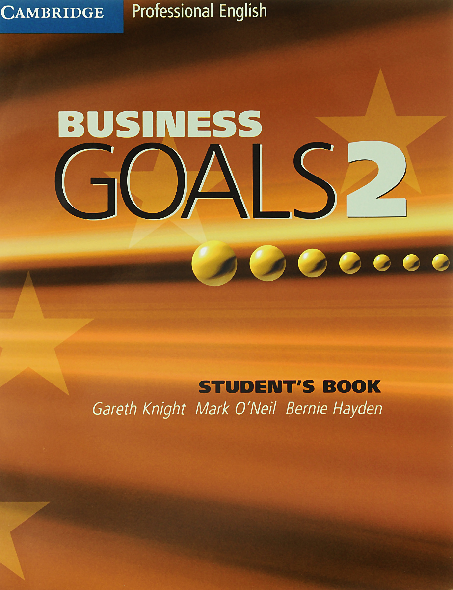 Business Goals 2: Student's Book the effect of setting reading goals on the vocabulary retention