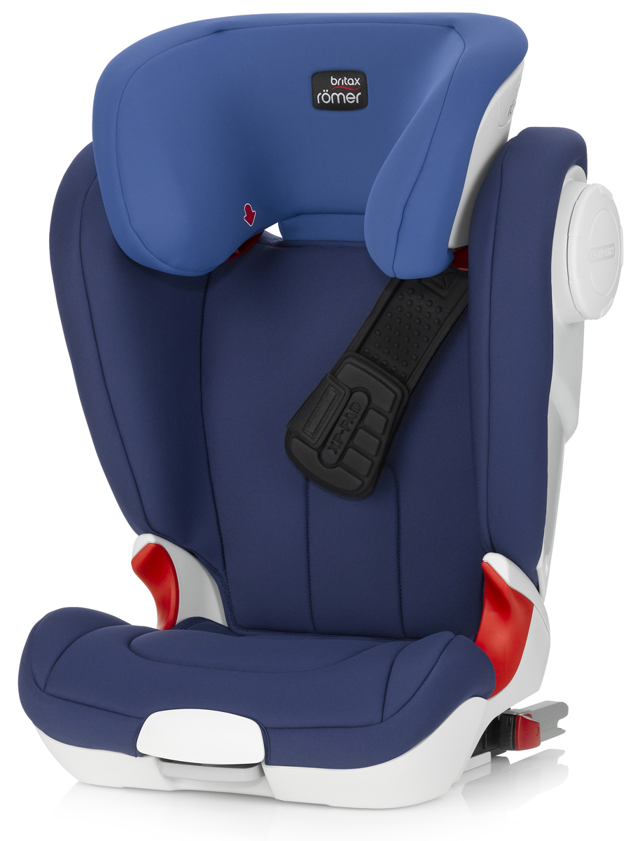 Romer Автокресло Kidfix XP SICT Ocean Blue от 15 до 36 кг -  Автокресла и аксессуары