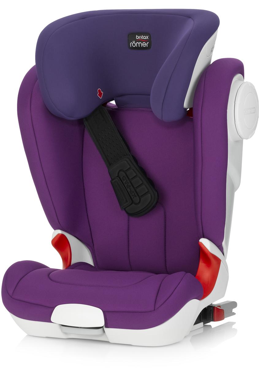 Romer Автокресло Kidfix XP SICT Mineral Purple от 15 до 36 кг2000022452Автокресло Romer Kidfix XP SICT Ocean Blue группы 2-3 предназначено для детей весом от 15 до 36 кг (от 4 до 12 лет).Установка по направлению движения автомобиля. Регулируемая боковая защита SICT. Система безопасности XP-PAD устанавливает новые стандарты безопасности для группы 2-3: в случае фронтального удара, она принимает на себя на 30% больше энергии удара (в сравнении со штатным 3-точечным ремнем автомобиля) и снижает нагрузку на шейные позвонки ребенка. Глубокие, высокие и мягкие боковины обеспечивают оптимальную защиту от боковых ударов. Устанавливается в любой машине с помощью ISOFIT или штатного ремня автомобиля. V-образная форма спинки для еще большего комфорта. Регулировка подголовника (по высоте) и верхней направляющей одним движением. Интуитивно понятное расположение направляющих штатного ремня (для быстрого и правильного монтажа ремней). Быстросъемный мягкий чехол можно стирать при температуре 30°.Благодаря особому дизайну кресло стало еще более просторным. Удлиненные коннекторы ISOFIX: спинка детского кресла удобно прилегает к спинке автомобильного сиденья независимо от того, как глубоко расположены скобы ISOFIX. Технология предотвращения вращения ISOFIX: коннекторы всегда находятся в правильном положении. Дополнительная защита благодаря технологии SecureGuard, которая при соединении со штатным ремнем автомобиля создает 4-ую точку крепления и помогает до 35% уменьшить воздействие сил удара на область живота при лобовом столкновении.
