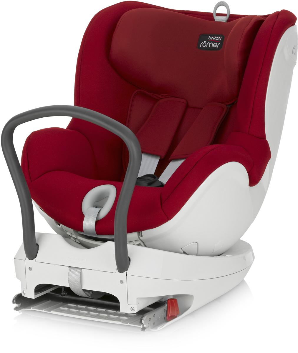 Romer Автокресло Dualfix Flame Red до 18 кг -  Автокресла и аксессуары
