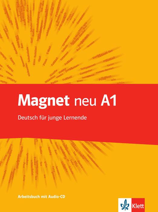 Magnet Neu: Arbeitsbuch A1 (+ CD) pingpong neu 1 arbeitsbuch