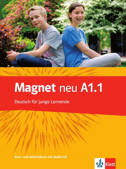 Magnet neo A1.1: Kurs- und Arbeitsbuch (+ CD) jugend ohne gott