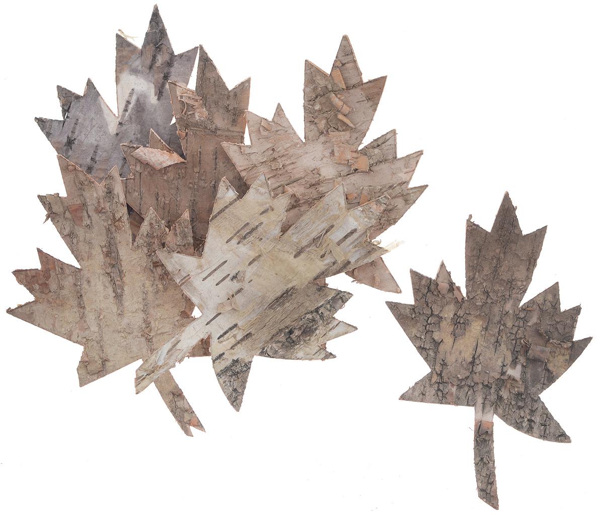Декоративный элемент Dongjiang Art Кленовый лист, цвет: натуральное дерево, 6 шт7709012_нат/деревоДекоративный элемент Dongjiang Art Кленовый лист, изготовленный из натуральной коры дерева, предназначен дляукрашения цветочных композиций. Изделие можно также использовать в технике скрапбукинг и многом другом.Флористика - вид декоративно-прикладного искусства, который использует живые, засушенные иликонсервированные природные материалы для создания флористических работ. Это целый мир, в котором естьместо и строгому математическому расчету, и вдохновению. Размер одного элемента: 7 см х 10,5 см.
