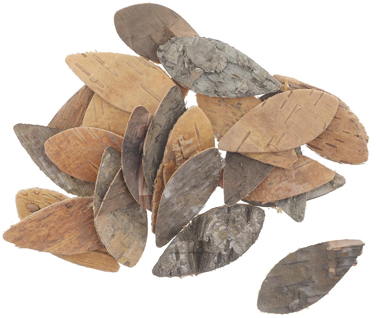 Декоративный элемент Dongjiang Art Лист, цвет: натуральное дерево, 30 шт7709015_нат/деревоДекоративный элемент Dongjiang Art Лист, изготовленный из натуральной коры дерева, предназначен дляукрашения цветочных композиций. Изделие можно также использовать в технике скрапбукинг и многом другом.Флористика - вид декоративно-прикладного искусства, который использует живые, засушенные иликонсервированные природные материалы для создания флористических работ. Это целый мир, в котором естьместо строгому математическому расчету и вдохновению. Размеры одного элемента: 2 см х 5 см.