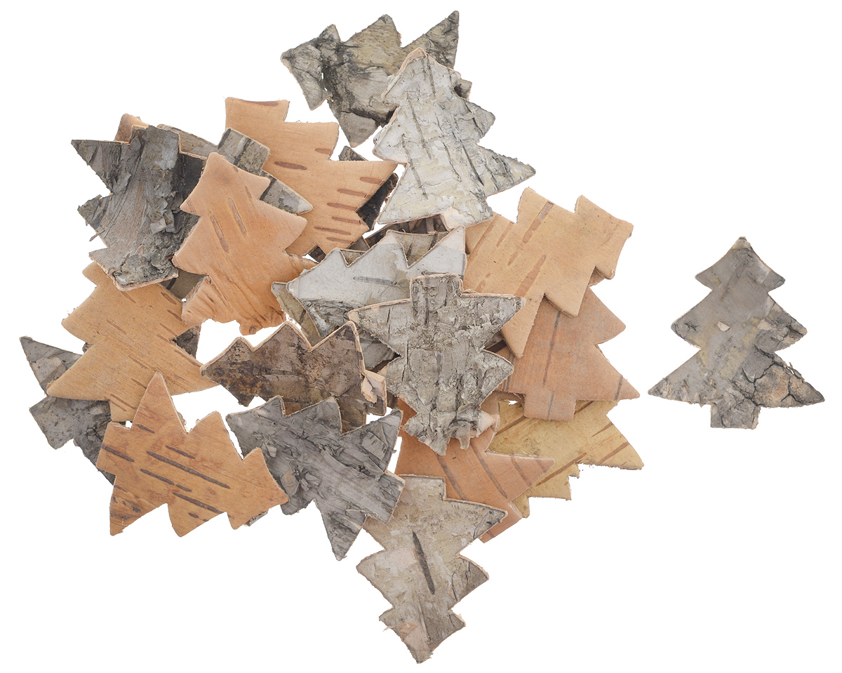 Декоративный элемент Dongjiang Art Елка, цвет: натуральное дерево, 25 шт7709017_нат/деревоДекоративный элемент Dongjiang Art Елка, изготовленный из натуральной коры дерева, предназначен дляукрашения цветочных композиций. Изделие можно также использовать в технике скрапбукинг и многом другом.Флористика - вид декоративно-прикладного искусства, который использует живые, засушенные иликонсервированные природные материалы для создания флористических работ. Это целый мир, в котором естьместо и строгому математическому расчету, и вдохновению. Размер одной детали: 3,5 см х 4 см.