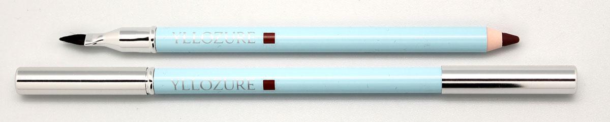 YZ Контурный карандаш для губ водоустойчивый, тон 04, 1,4 г0404Мягкий грифель карандаша легко скользит по коже, оставляя яркую, чистую линию, высокой точности, которая в течение всего дня сохраняет идеальную форму губ.