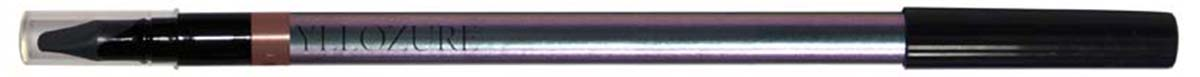 YZ Контур для губ FLESH, тон 51, 1,4 г0451Контурный карандаш для губ FLASH – это ежедневная забота и неповторимый комфорт для ваших губ. Грифель карандаша в большей своей основе состоит из уникальных природных масел, целебные свойства которых вернут губам молодость, и будут бережно заботиться о их красоте и здоровье. Карандаш для губ FLASH легко скользит по коже, создавая четкий контур, который в течение дня сохранит идеальную форму губ.Не сушит губы. Футляр карандаша снабжен элегантным силиконовым аппликатором для более удобной растушевки контура