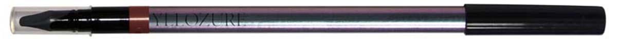 YZ Контур для губ FLESH, тон 53, 1,4 г0453Контурный карандаш для губ FLASH – это ежедневная забота и неповторимый комфорт для ваших губ. Грифель карандаша в большей своей основе состоит из уникальных природных масел, целебные свойства которых вернут губам молодость, и будут бережно заботиться о их красоте и здоровье. Карандаш для губ FLASH легко скользит по коже, создавая четкий контур, который в течение дня сохранит идеальную форму губ.Не сушит губы. Футляр карандаша снабжен элегантным силиконовым аппликатором для более удобной растушевки контура