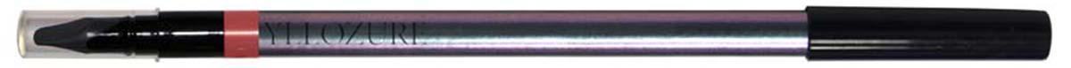 YZ Контур для губ FLESH, тон 54, 1,4 г0454Контурный карандаш для губ FLASH – это ежедневная забота и неповторимый комфорт для ваших губ. Грифель карандаша в большей своей основе состоит из уникальных природных масел, целебные свойства которых вернут губам молодость, и будут бережно заботиться о их красоте и здоровье. Карандаш для губ FLASH легко скользит по коже, создавая четкий контур, который в течение дня сохранит идеальную форму губ.Не сушит губы. Футляр карандаша снабжен элегантным силиконовым аппликатором для более удобной растушевки контура