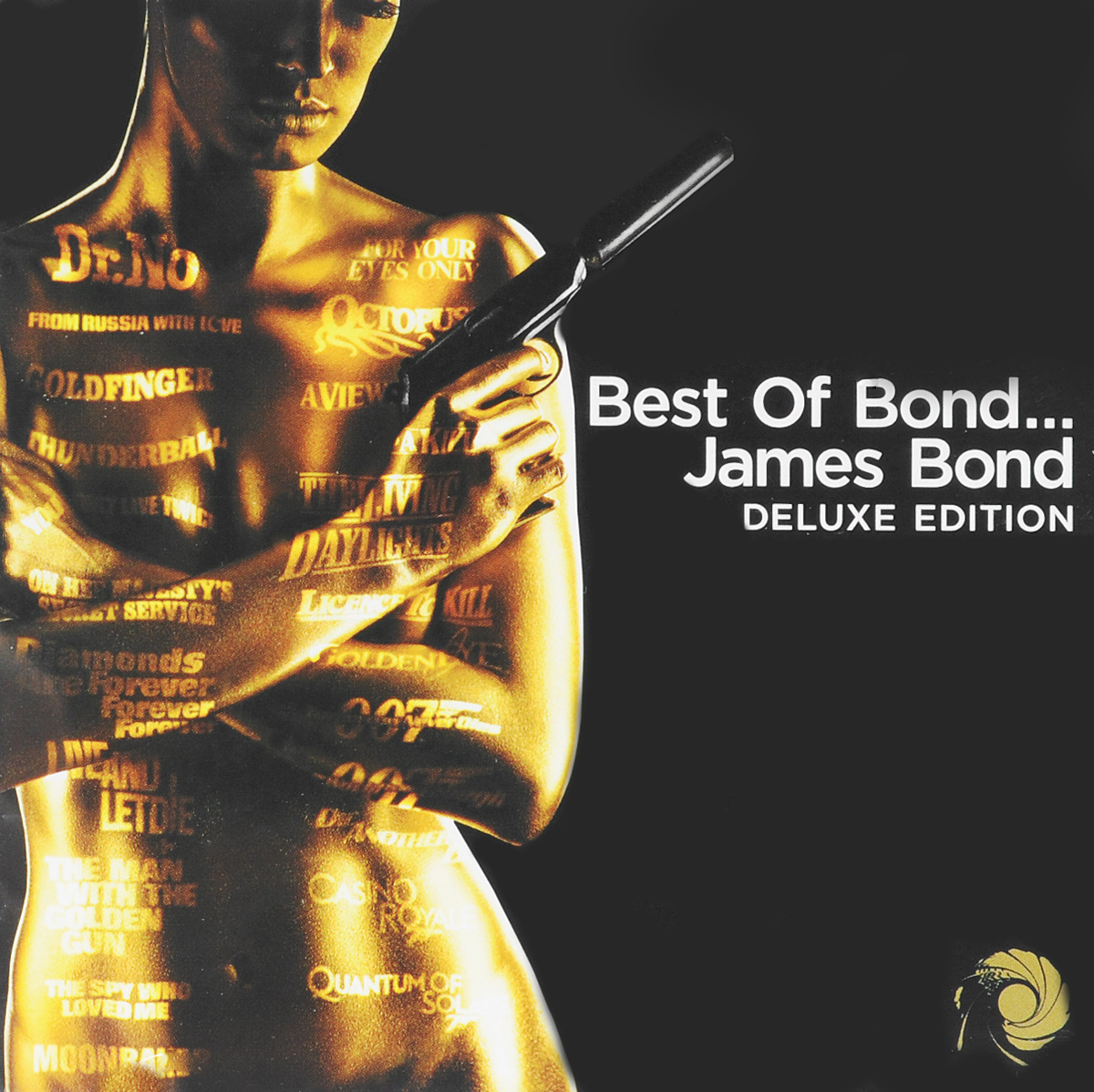 Best Of Bond... James Bond. Deluxe Edition (2 CD) zenfone 2 deluxe special edition