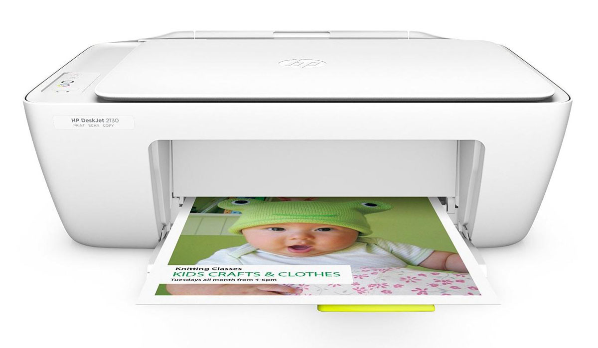 HP DeskJet 2130 All-in-One (K7N77C) МФУ мфу hp deskjet 2130 all in one k7n77c