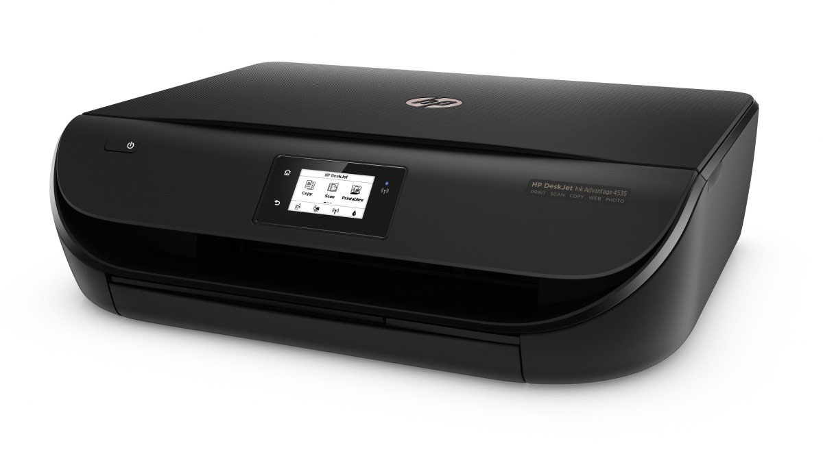 HP DeskJet Ink Advantage 4535 All-in-One (F0V64C) МФУ мфу hp deskjet 2130 all in one k7n77c