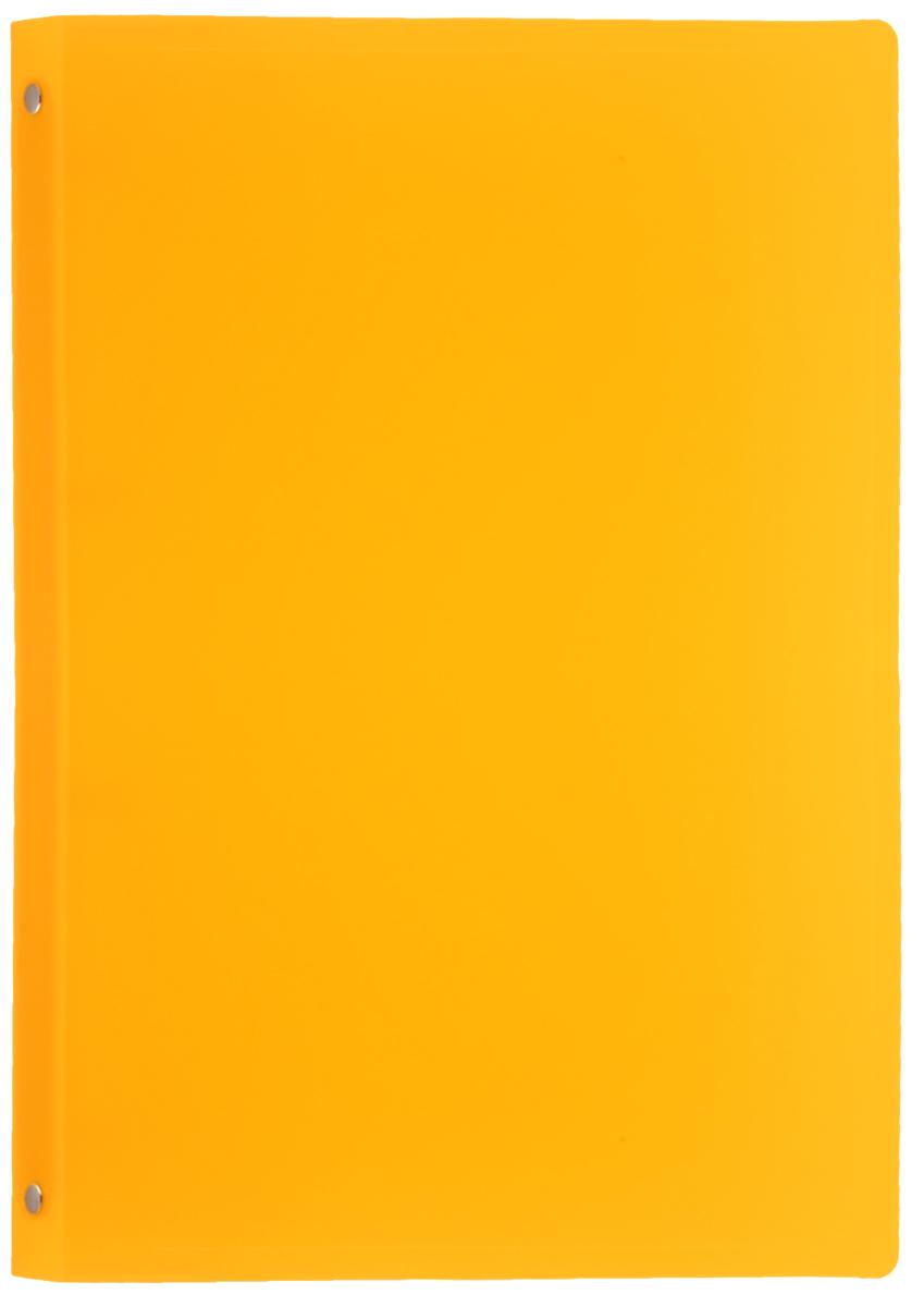 Erich Krause Папка-файл на 4 кольцах цвет желтый31014_желтыйПапка-файл Erich Krause на четырех кольцах предназначена для хранения и транспортировки бумаг или документов формата А4. Папка изготовлена из плотного пластика. Кольцевой механизм выполнен из высококачественного металла.Папка практична в использовании и надежно сохранит ваши документы и сбережет их от повреждений, пыли и влаги.