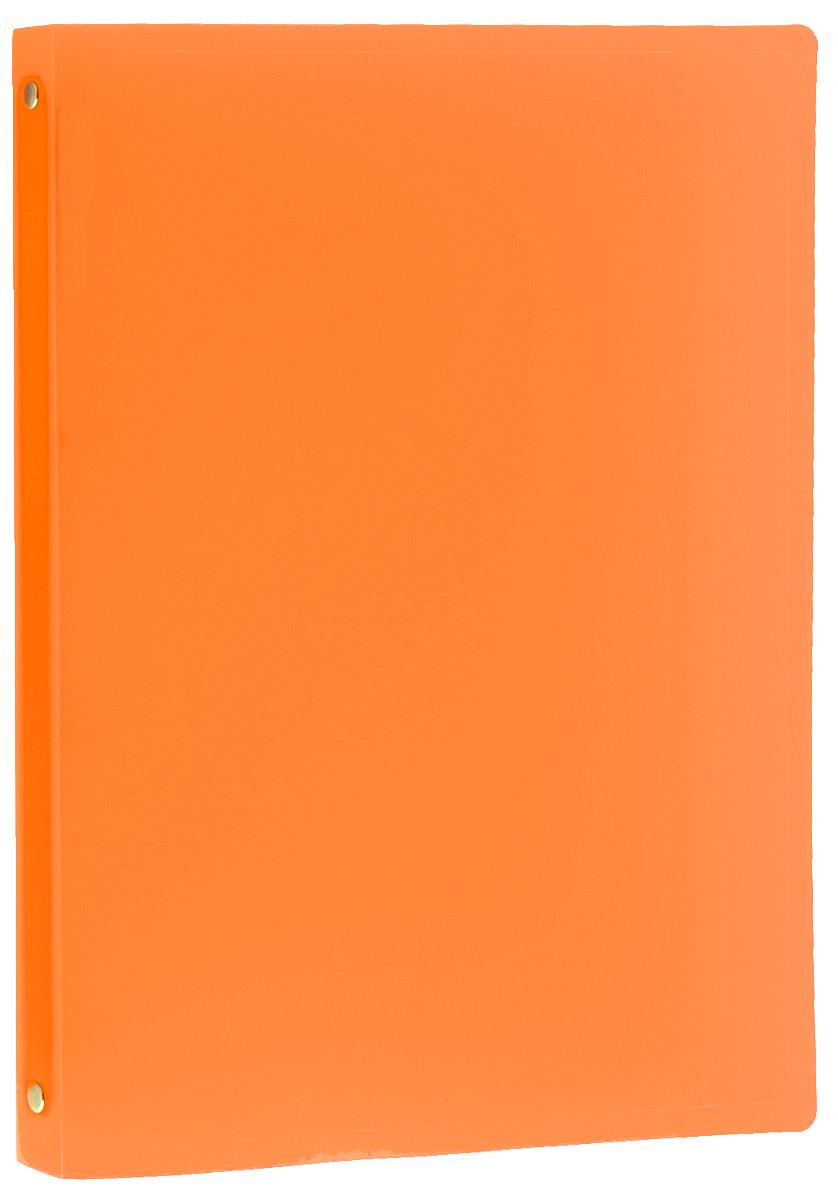Erich Krause Папка-файл на 4 кольцах цвет оранжевый31014Папка-файл Erich Krause на четырех кольцах предназначена для хранения и транспортировки бумаг или документов формата А4. Папка изготовлена из плотного яркого пластика. Кольцевой механизм выполнен из высококачественного металла.Папка практична в использовании и надежно сохранит ваши документы и сбережет их от повреждений, пыли и влаги.