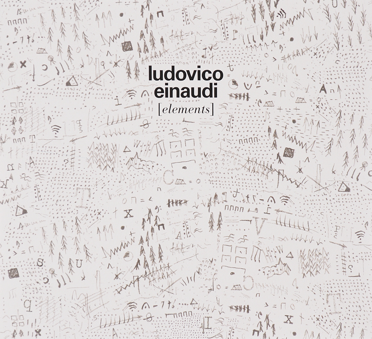 Людовико Эйнауди Ludovico Einaudi. Elements