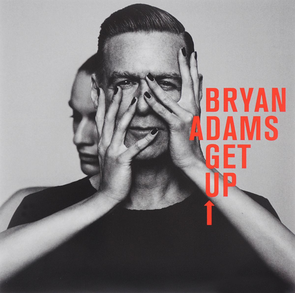 Брайан Адамс Bryan Adams. Get Up цена
