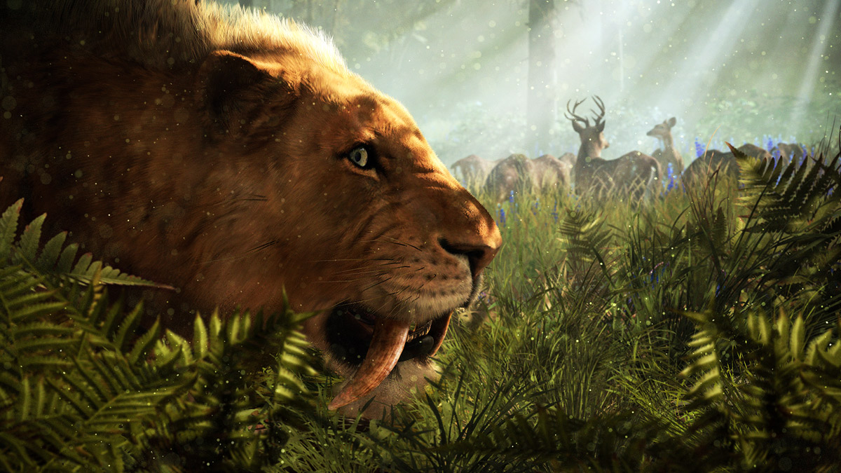 Far Cry Primal Ubisoft Montreal