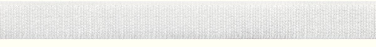 968800 Прилипающая часть контактной ленты (крючок), для пришивания, 20мм,8м. белый цв. Prym693554