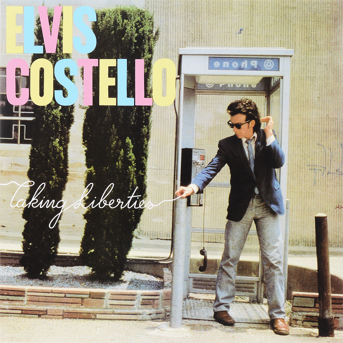 Элвис Костелло Elvis Costello. Taking Liberties (LP) элвис костелло the attractions elvis costello and the attractions ibmepderoloaml lp