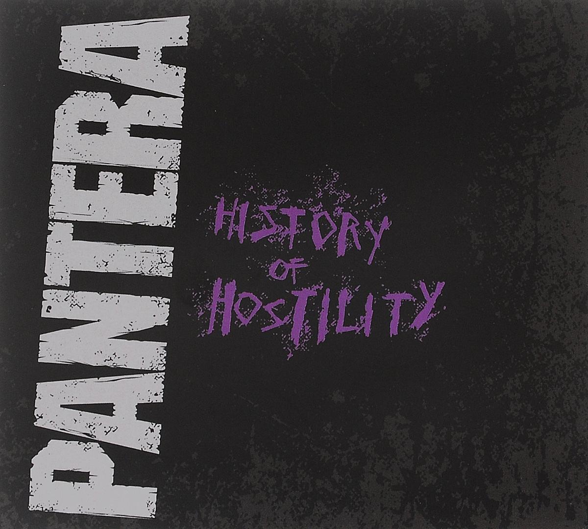 Pantera Pantera. History Of Hostility concise history of western music 2e im