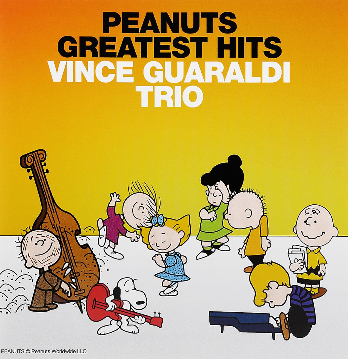 Vince Guaraldi Trio Vince Guaraldi Trio. Peanuts Greatest Hits vince ebert