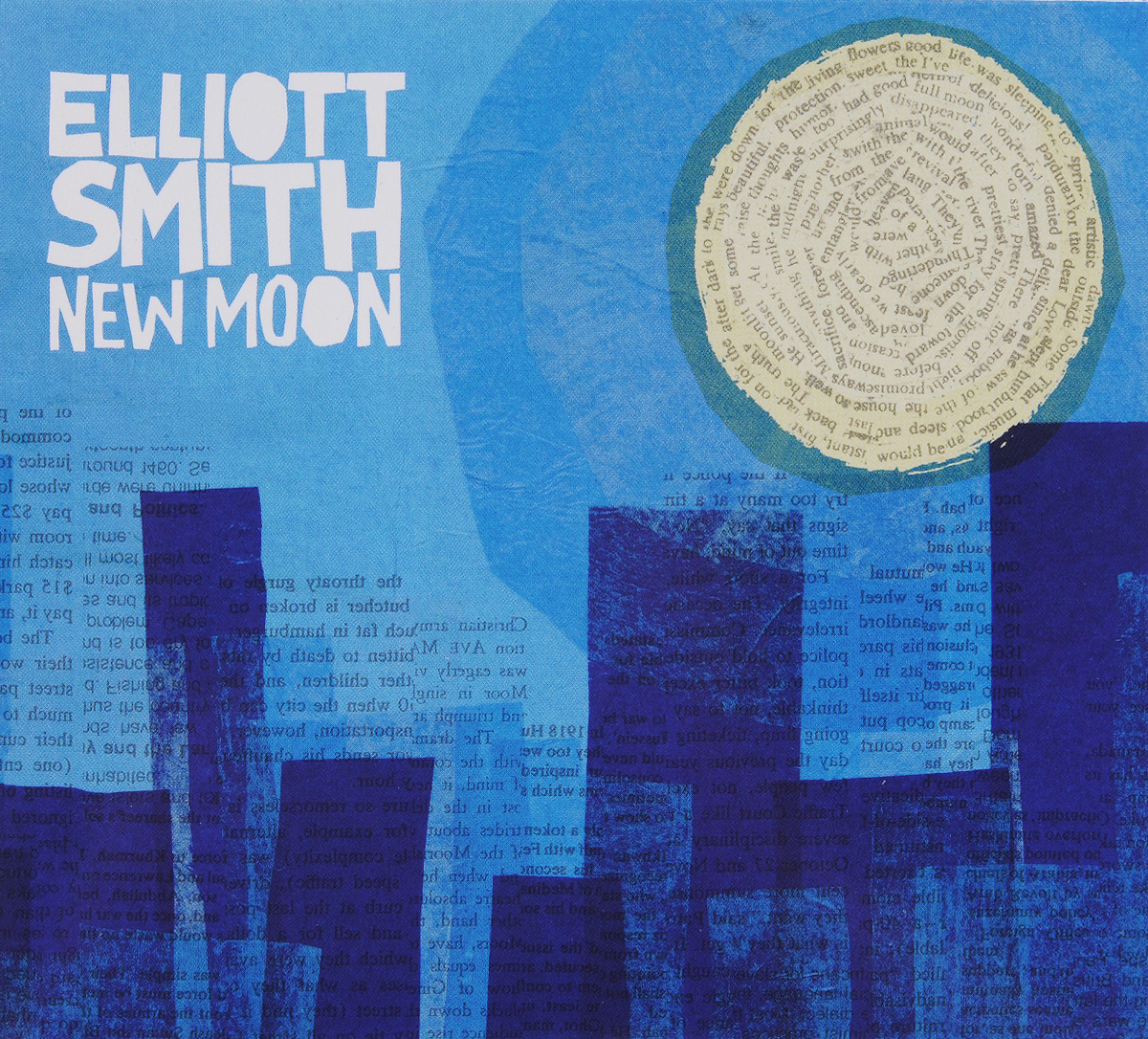 Эллиот Смит Elliott Smith. New Moon (2 CD)