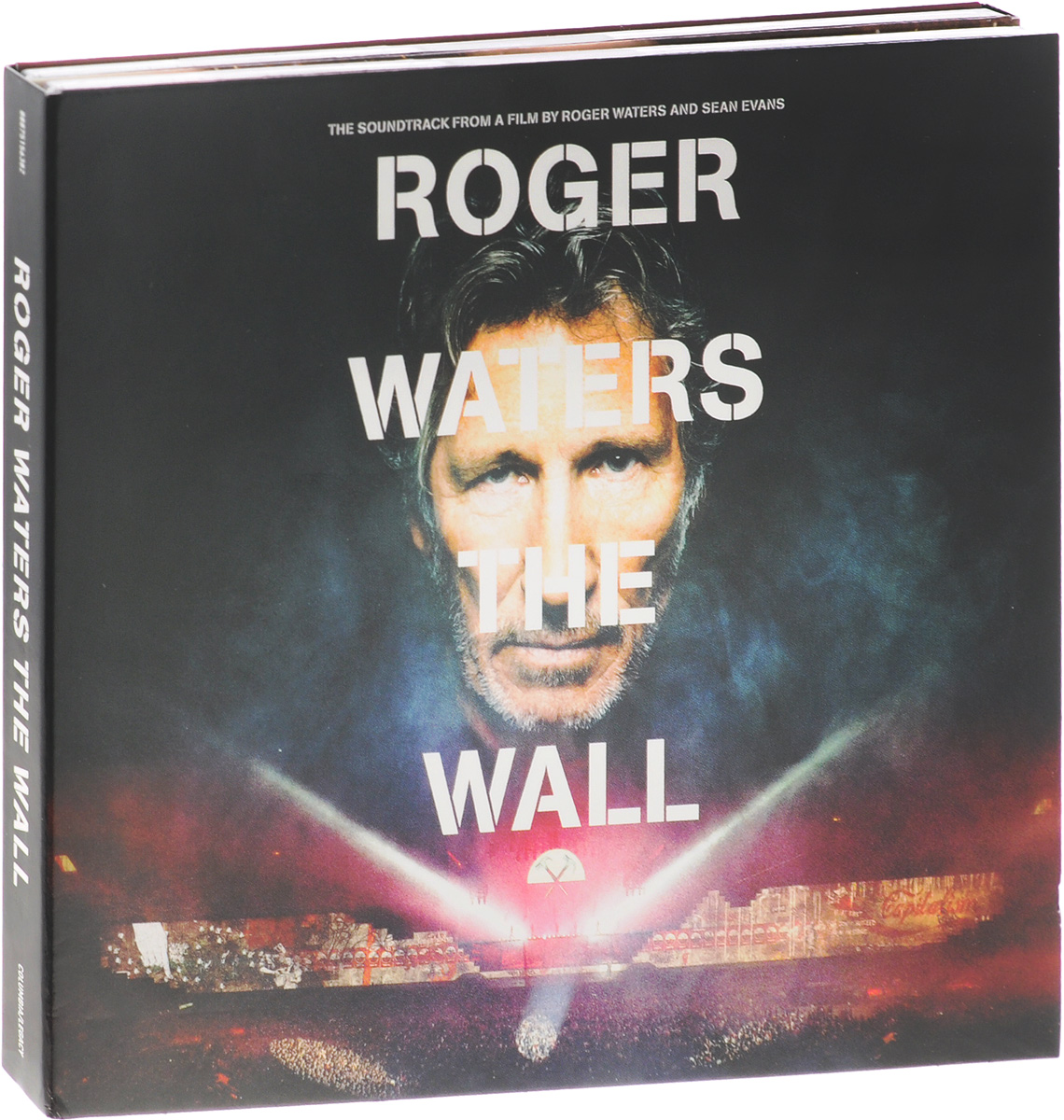 Роджер Уотерс Roger Waters. The Wall (2 CD) cd roger waters in the fleshlive