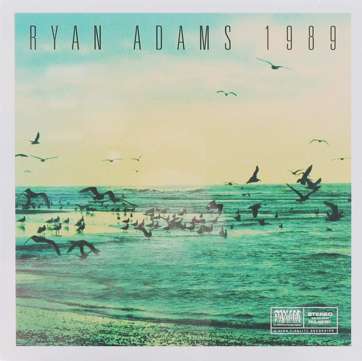 Райан Адамс Ryan Adams. 1989 райан адамс ryan adams ten songs from live at carnegie hall lp