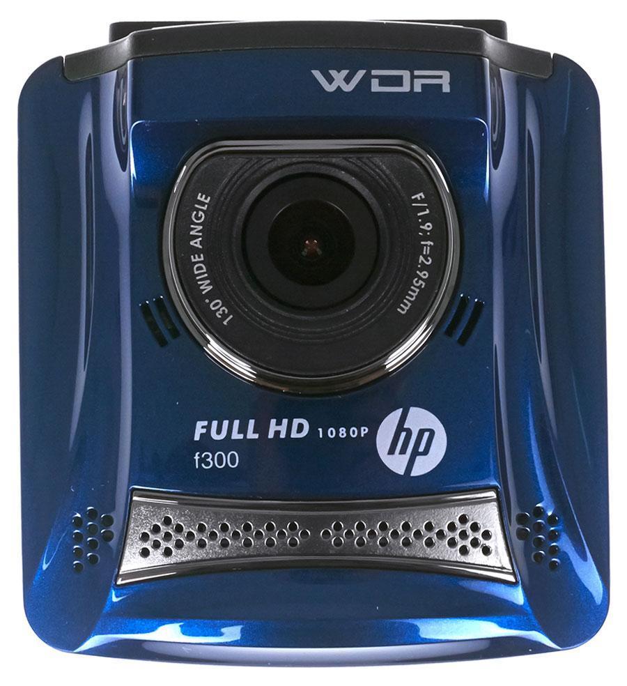 HP f300, Blue видеорегистратор