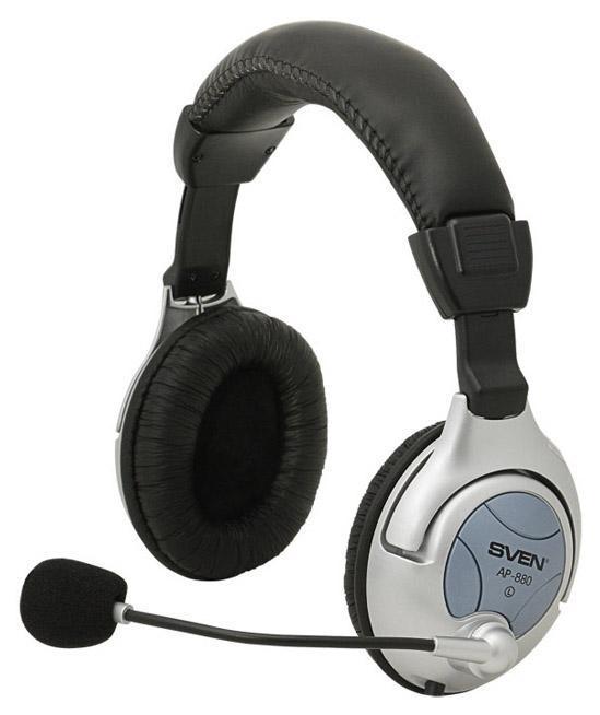 Sven AP-880 наушники с микрофоном - Офисные гарнитуры
