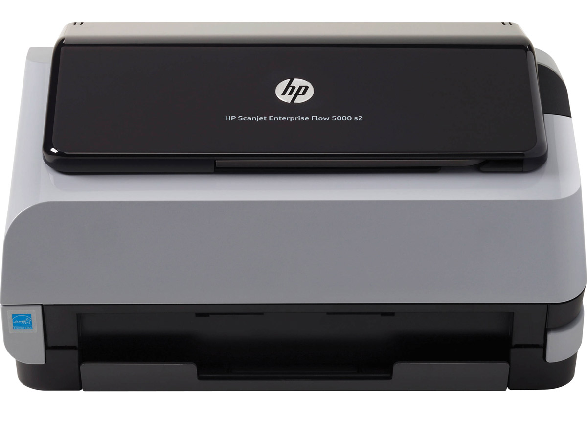 HP Scanjet Enterprise Flow 5000 s2 Sheet-feed Scanner (L2738A) сканер  hp scanjet enterprise flow n9120