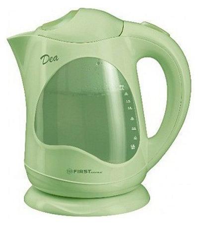 First FA-5430, Green электрический чайникFA-5430 Green