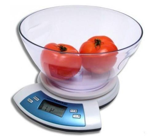 First FA-6406, White весы кухонные - Кухонные весы